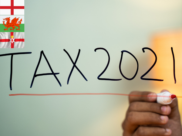 New Tax Year 2021 - General employee guides: England, Wales, NI
