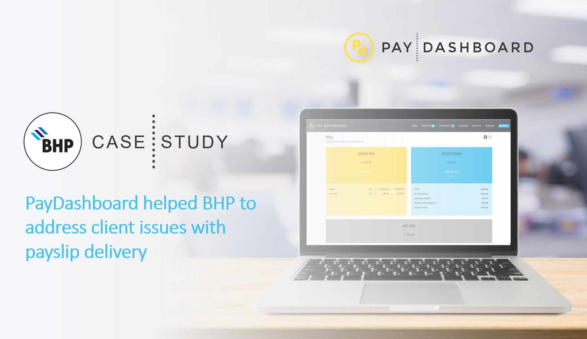 Case Study: BHP Chartered Accountants