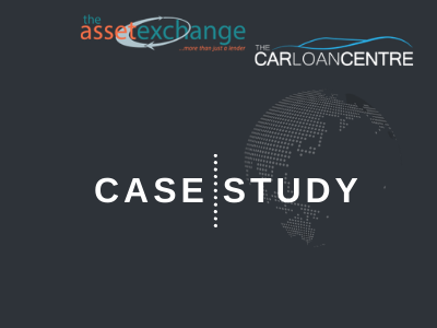 Case Study – The Asset Exchange (The Car Loan Centre)