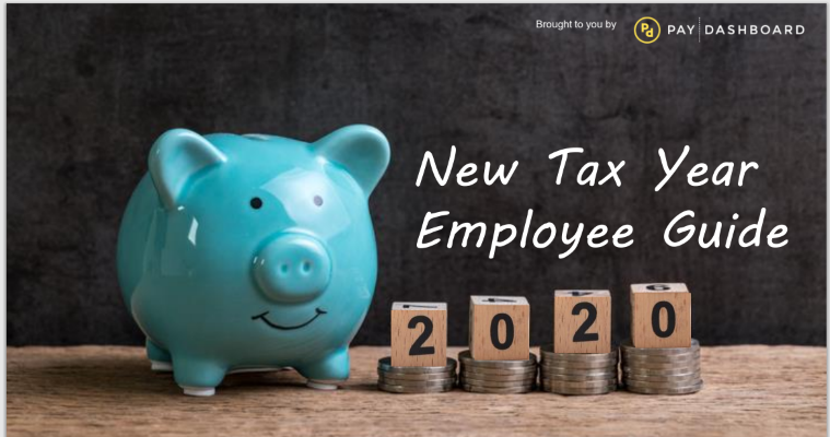 New Tax Year guides - WITH pension