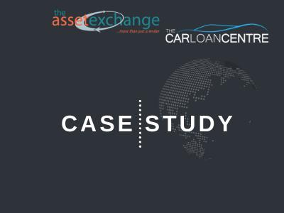 Case Study – The Asset Exchange (The Car Loan Centre)