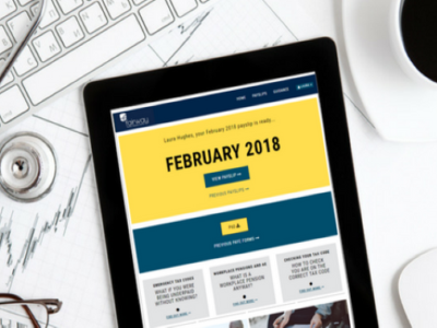 Case Study: Fairway Training deliver a market leading payroll service with their custom branded portal