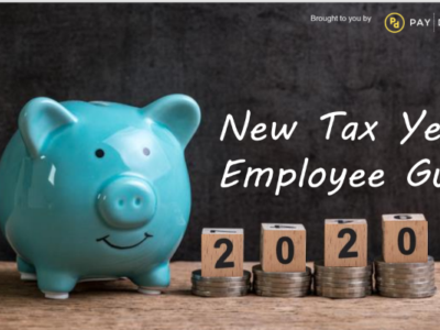 New Tax Year Guides - WITHOUT pension
