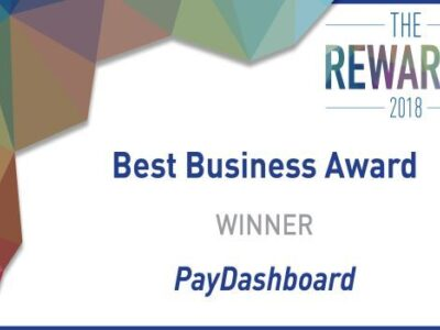 PayDashboard wins Best Business Award
