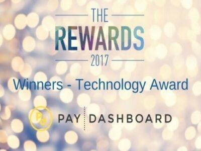 A Reward-Winning Night for PayDashboard