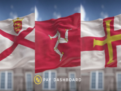 Payslips in the Isle of Man, Jersey and Guernsey